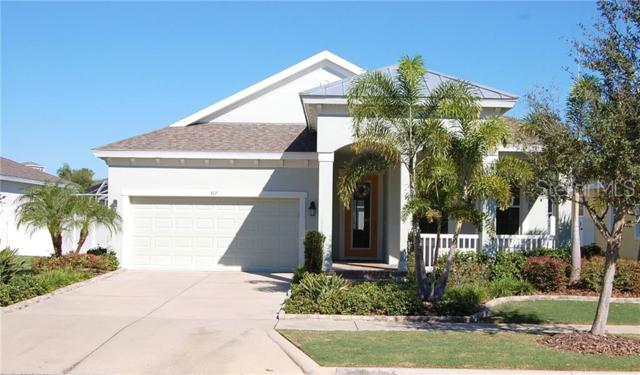 517 Manns Harbor Drive, Apollo Beach, FL 33572 (MLS #T3180153) :: Team Bohannon Keller Williams, Tampa Properties