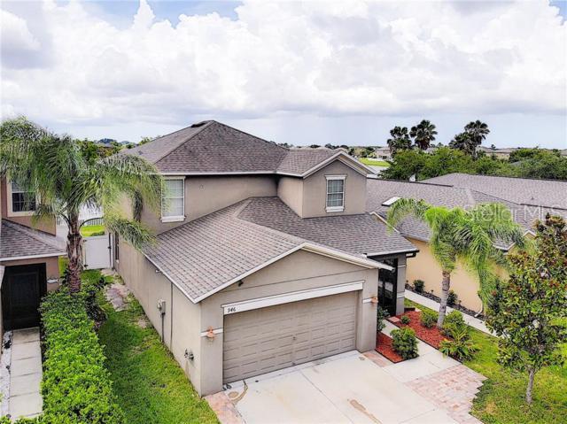 946 Seminole Sky Drive, Ruskin, FL 33570 (MLS #T3180196) :: Paolini Properties Group