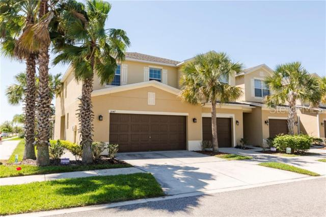 2047 Hawks View Drive, Ruskin, FL 33570 (MLS #T3180537) :: The Price Group