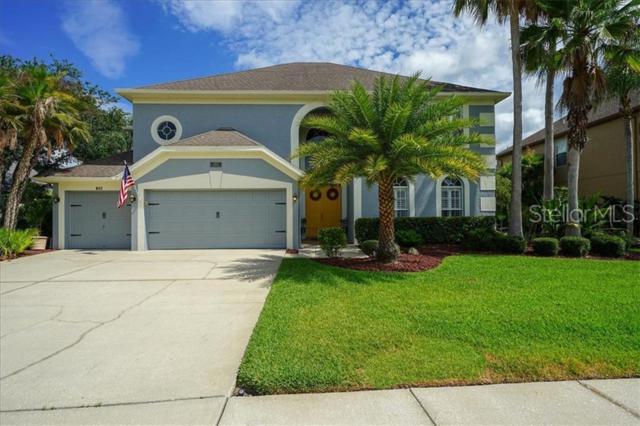 6113 Chene Court, Lutz, FL 33558 (MLS #T3180559) :: Paolini Properties Group