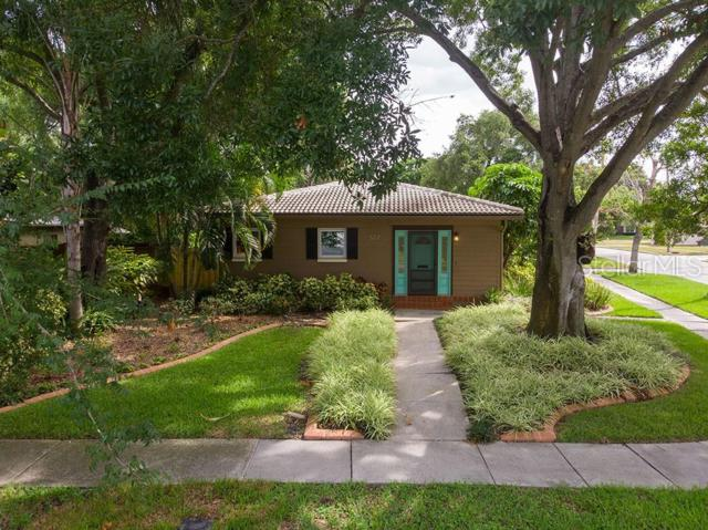 577 Bosphorous Avenue, Tampa, FL 33606 (MLS #T3180573) :: Griffin Group