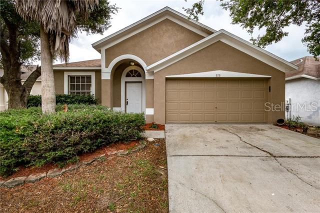 929 Grand Canyon Drive, Valrico, FL 33594 (MLS #T3180651) :: Team Bohannon Keller Williams, Tampa Properties