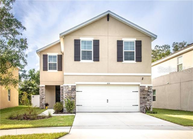 835 Wiltonway Drive, Plant City, FL 33563 (MLS #T3180677) :: The Duncan Duo Team
