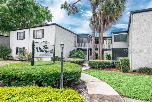 4611 W North B Street #117, Tampa, FL 33609 (MLS #T3180852) :: Lockhart & Walseth Team, Realtors