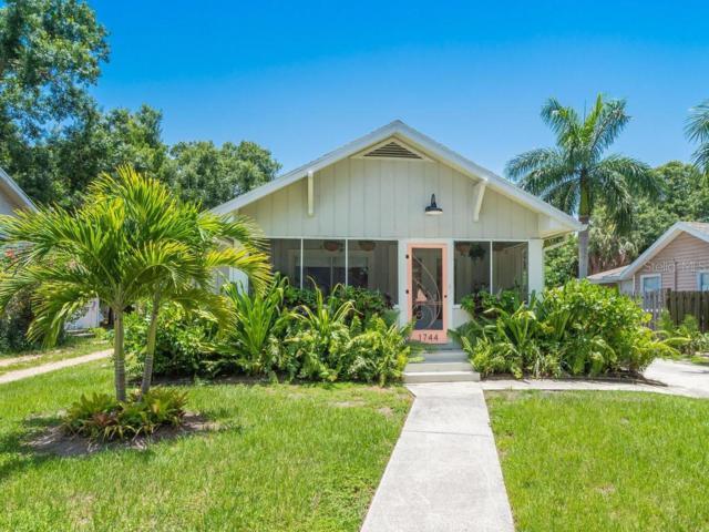 1744 Irving Street, Sarasota, FL 34236 (MLS #T3180958) :: Keller Williams On The Water Sarasota