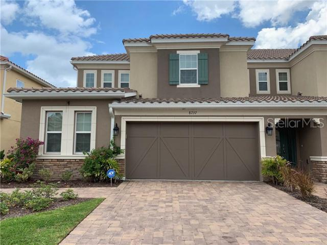 8737 Terracina Lake Drive, Tampa, FL 33625 (MLS #T3181086) :: The Edge Group at Keller Williams