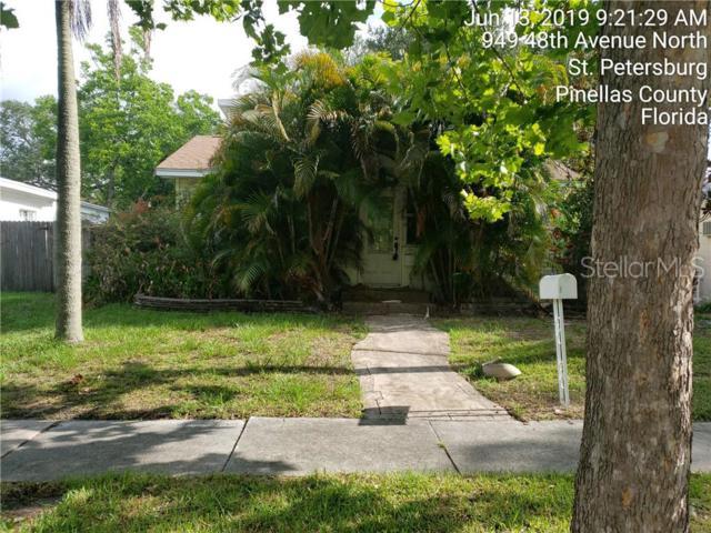949 48TH Avenue N, St Petersburg, FL 33703 (MLS #T3181137) :: Baird Realty Group