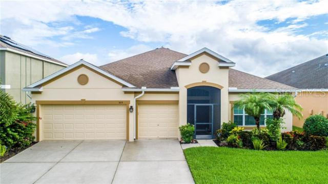 509 15TH Avenue NW, Ruskin, FL 33570 (MLS #T3181195) :: Team Bohannon Keller Williams, Tampa Properties