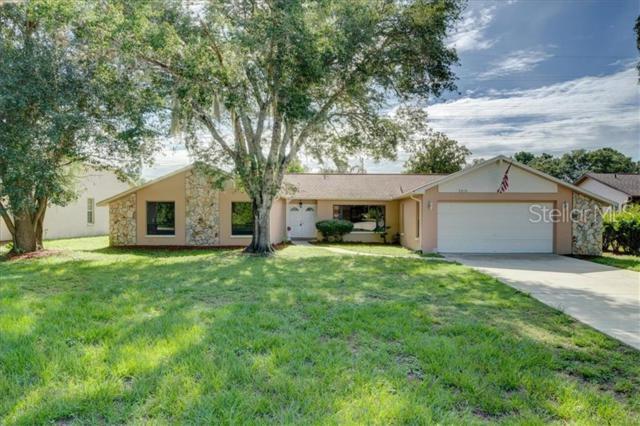 1585 Larkin Road, Spring Hill, FL 34608 (MLS #T3181199) :: Premium Properties Real Estate Services