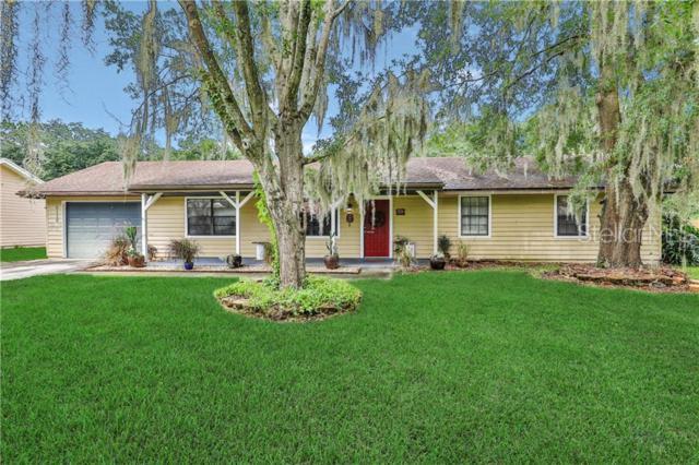 5116 Forestgreen Drive E, Lakeland, FL 33811 (MLS #T3181233) :: Florida Real Estate Sellers at Keller Williams Realty