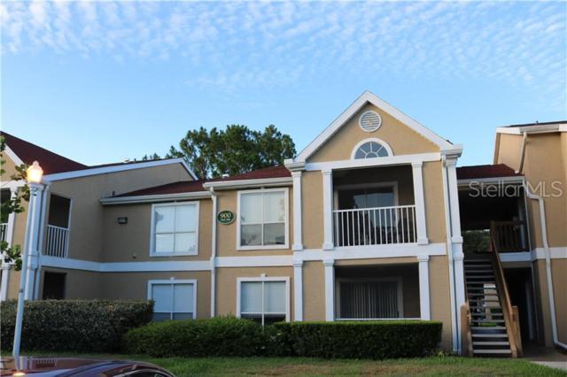 9481 Highland Oak Drive #911, Tampa, FL 33647 (MLS #T3181278) :: Andrew Cherry & Company