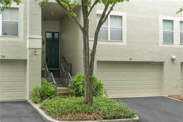 716 Seagate Drive #716, Tampa, FL 33602 (MLS #T3181383) :: The Duncan Duo Team
