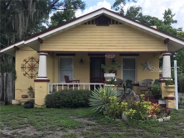 107 W Idlewild Avenue, Tampa, FL 33604 (MLS #T3181484) :: The Light Team