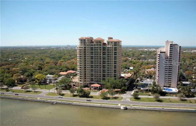4201 Bayshore Boulevard #1001, Tampa, FL 33611 (MLS #T3181489) :: Team Pepka