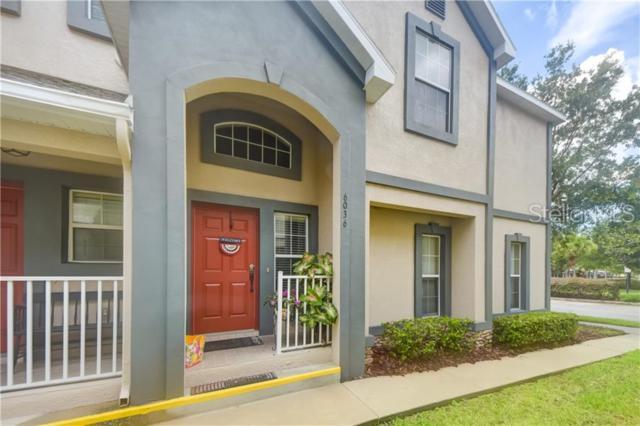 6036 Fishhawk Crossing Boulevard #6036, Lithia, FL 33547 (MLS #T3181511) :: Dalton Wade Real Estate Group