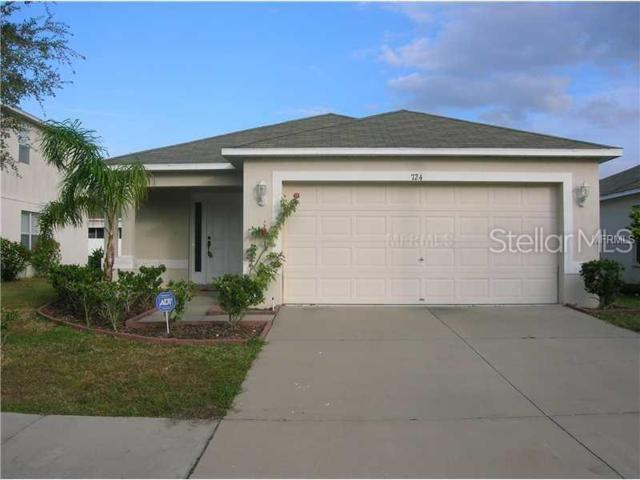 724 Cristelle Jean Drive, Ruskin, FL 33570 (MLS #T3181531) :: Team Bohannon Keller Williams, Tampa Properties