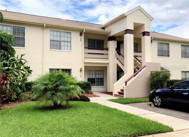 7807 Hardwick Drive #125, New Port Richey, FL 34653 (MLS #T3181639) :: Griffin Group