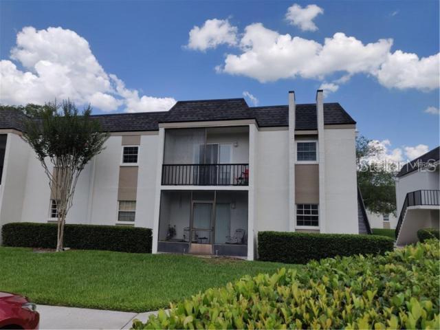 801 Russell Lane #252, Brandon, FL 33510 (MLS #T3181667) :: Team Bohannon Keller Williams, Tampa Properties