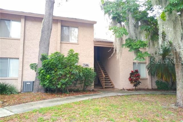 7506 Presley Place #108, Tampa, FL 33617 (MLS #T3181695) :: The Light Team
