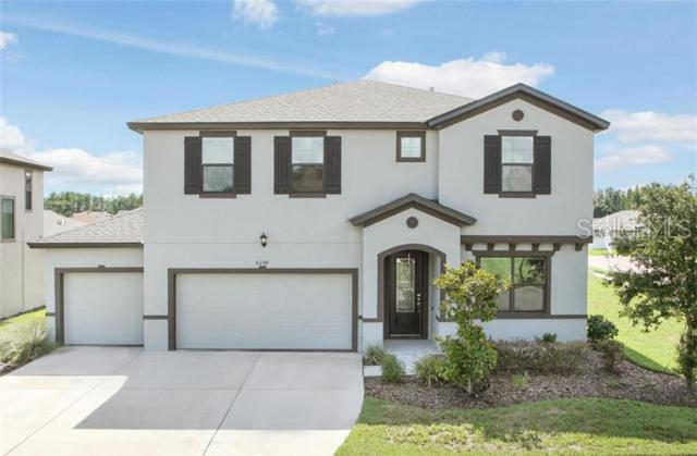8249 Carlton Ridge Drive, Land O Lakes, FL 34638 (MLS #T3181716) :: Godwin Realty Group