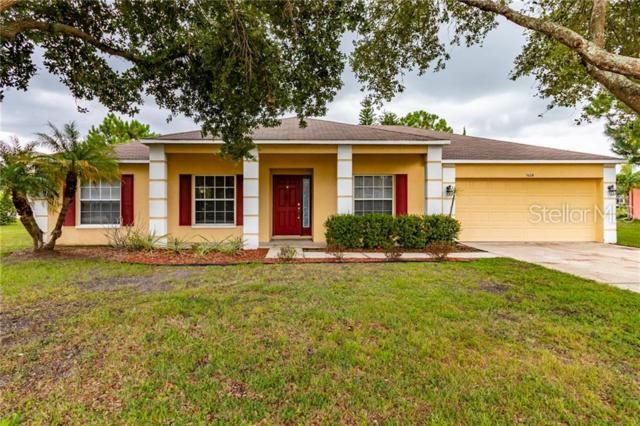 7609 Clair Wood Court, Apollo Beach, FL 33572 (MLS #T3181747) :: Team Bohannon Keller Williams, Tampa Properties