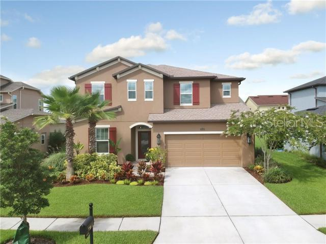 4532 Scarlet Loop, Wesley Chapel, FL 33544 (MLS #T3181891) :: Team Bohannon Keller Williams, Tampa Properties