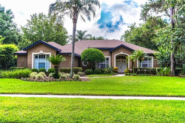 5923 Flatwoods Manor Circle, Lithia, FL 33547 (MLS #T3181957) :: The Duncan Duo Team