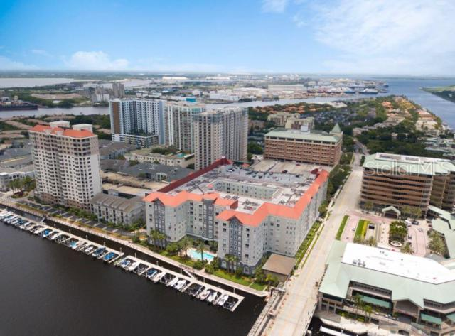 700 S Harbour Island Boulevard #722, Tampa, FL 33602 (MLS #T3182027) :: Premium Properties Real Estate Services