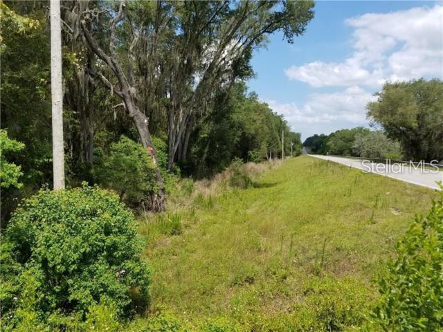 Mondon Hill Road, Brooksville, FL 34601 (MLS #T3182032) :: The Duncan Duo Team