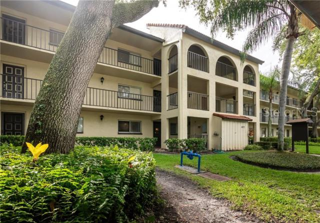 3077 Casa Del Sol Circle #105, Clearwater, FL 33761 (MLS #T3182238) :: Team 54