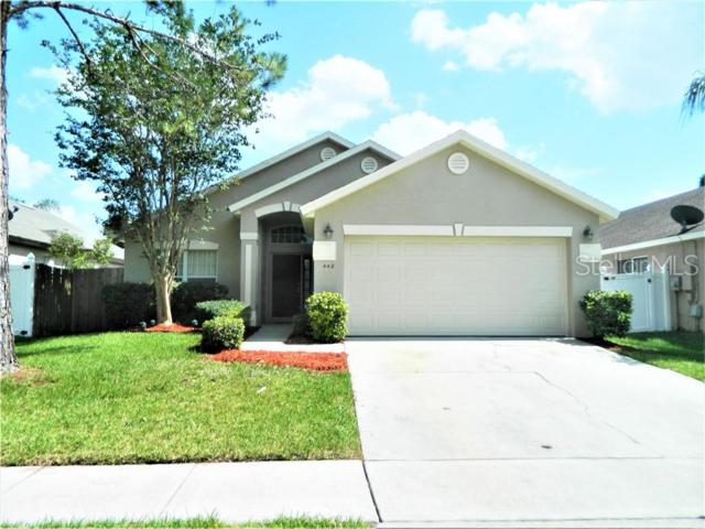 448 Tree Shore Drive, Orlando, FL 32825 (MLS #T3182619) :: Jeff Borham & Associates at Keller Williams Realty