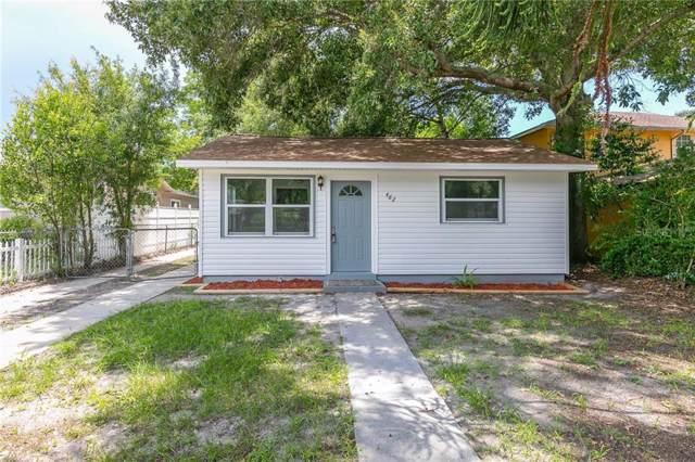 4628 36TH Avenue N, St Petersburg, FL 33713 (MLS #T3182637) :: Team Bohannon Keller Williams, Tampa Properties