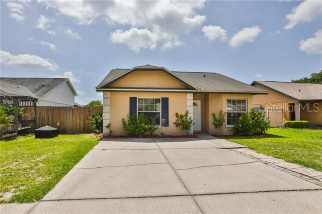 13306 Laraway Drive, Riverview, FL 33579 (MLS #T3182698) :: Team Bohannon Keller Williams, Tampa Properties