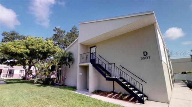 3807 N Oak Drive D12, Tampa, FL 33611 (MLS #T3182850) :: The Duncan Duo Team