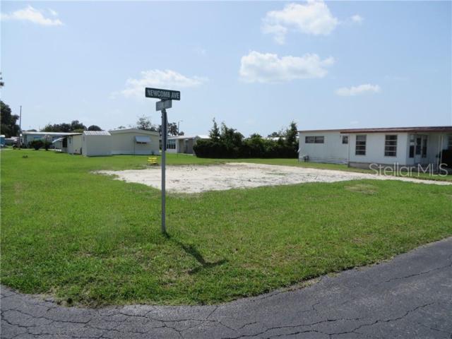 4541 Newcomb Avenue, Zephyrhills, FL 33541 (MLS #T3182905) :: Lock & Key Realty