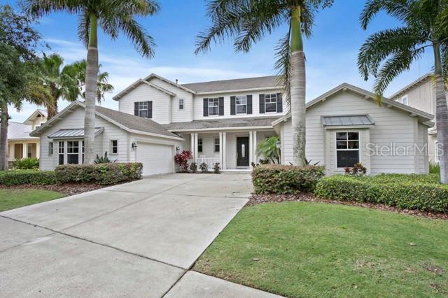 718 Islebay Drive, Apollo Beach, FL 33572 (MLS #T3183073) :: Griffin Group