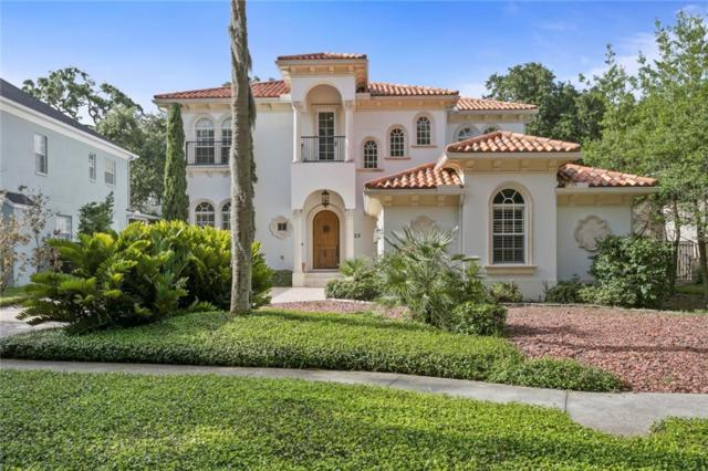 4513 W Culbreath Avenue, Tampa, FL 33609 (MLS #T3183641) :: Griffin Group