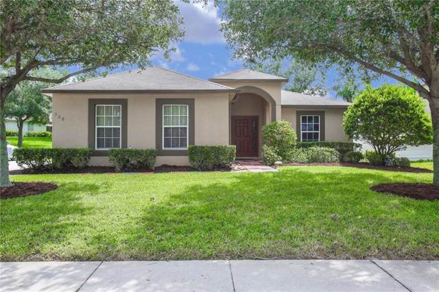 325 Lake Shepard Drive, Apopka, FL 32703 (MLS #T3183770) :: Premium Properties Real Estate Services