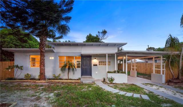 3421 Tarlton Street N, St Petersburg, FL 33713 (MLS #T3184155) :: Lockhart & Walseth Team, Realtors