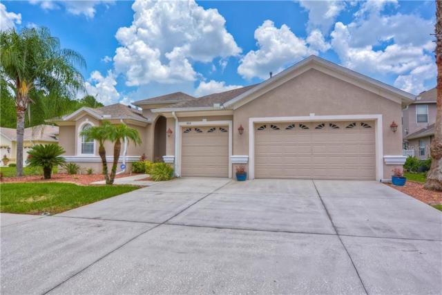 1814 Fircrest Court, Wesley Chapel, FL 33543 (MLS #T3184458) :: Team Bohannon Keller Williams, Tampa Properties
