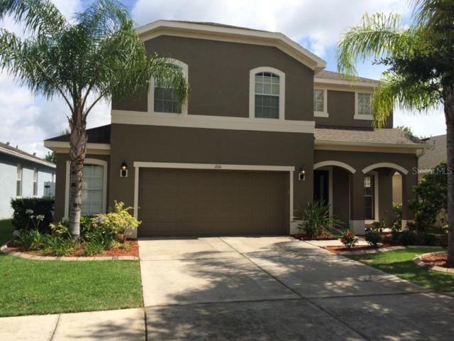 206 Fern Gulley Drive, Seffner, FL 33584 (MLS #T3184838) :: The Duncan Duo Team