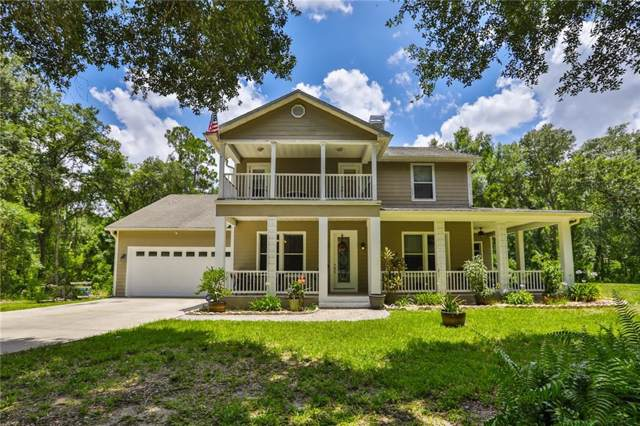 2905 Country Trails Drive, Plant City, FL 33567 (MLS #T3184936) :: Jeff Borham & Associates at Keller Williams Realty
