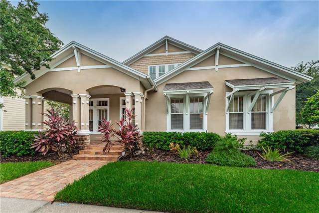 10001 New Parke Road, Tampa, FL 33626 (MLS #T3185001) :: Team Bohannon Keller Williams, Tampa Properties