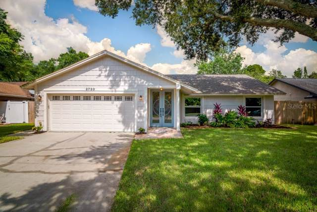 2720 Woodcote Terrace, Palm Harbor, FL 34685 (MLS #T3185420) :: White Sands Realty Group