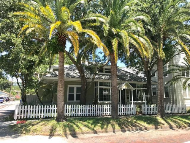 1224 Cherry Street NE, St Petersburg, FL 33701 (MLS #T3185490) :: Lockhart & Walseth Team, Realtors