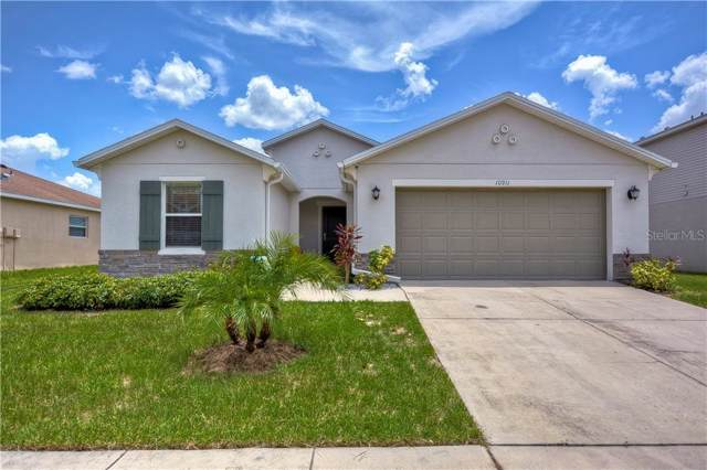 10911 Pond Pine Drive, Riverview, FL 33569 (MLS #T3185892) :: Team Bohannon Keller Williams, Tampa Properties