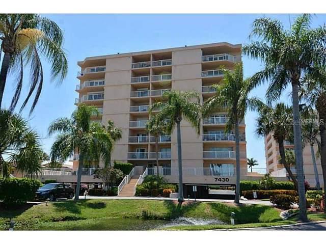 7430 Sunshine Skyway Lane S #404, St Petersburg, FL 33711 (MLS #T3186082) :: Team Pepka
