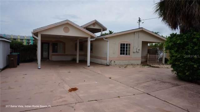 317 Bahia Vista Drive, Indian Rocks Beach, FL 33785 (MLS #T3186142) :: Lovitch Realty Group, LLC