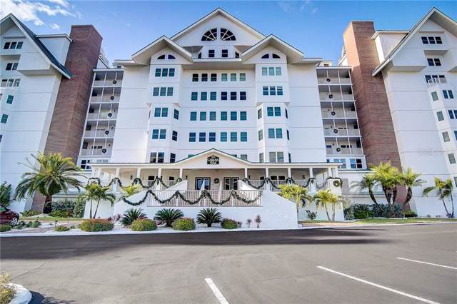 1582 Gulf Boulevard #1105, Clearwater, FL 33767 (MLS #T3186177) :: Ideal Florida Real Estate