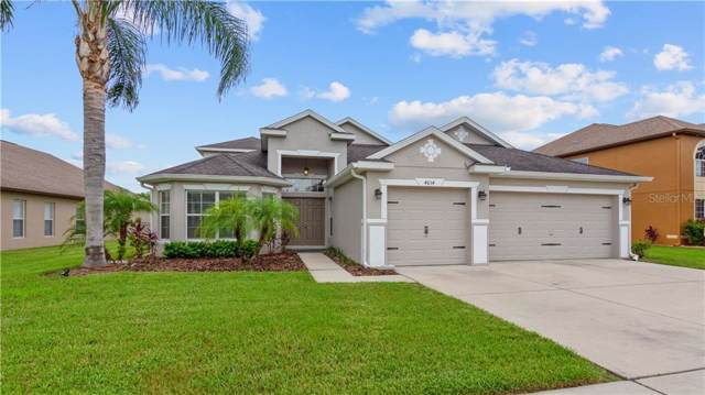 4654 Pointe O Woods Drive, Wesley Chapel, FL 33543 (MLS #T3186302) :: The Duncan Duo Team